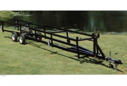 Hoosier – Pontoon Trailers