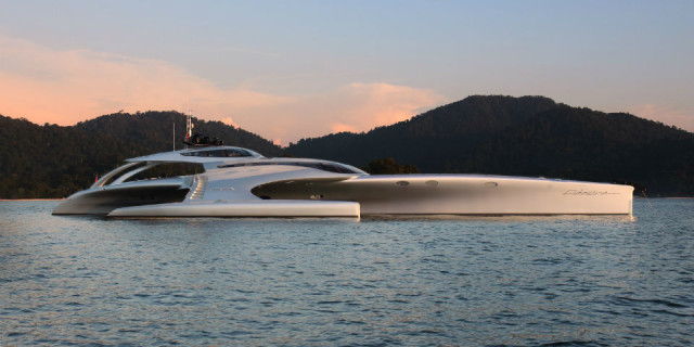 Adastra – Like it…? or not…?……truely leading edge design.