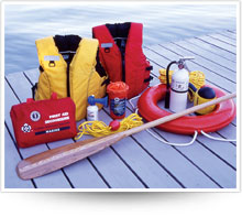 Boating Ocp Equipment Includes Safe Boats Personal