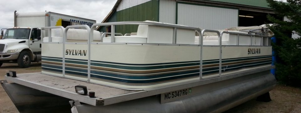 Deck Only – Make your own Pontoon !!