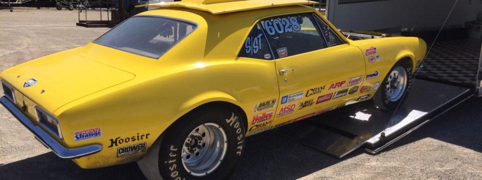 67 Camaro – 10 second Quarter Mile Dragster – Package Deal – Turn-Key